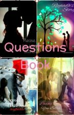 Questions Book by Bee_91