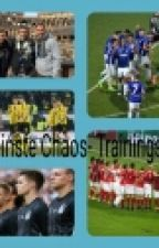 Das reinste Chaos - Trainingslager  by MadameXc