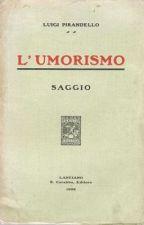 """L'umorismo""- Luigi Pirandello. by _overthinking"