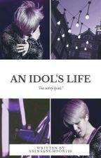 An idol's life    Jimin x idol reader by ShinSangHoon123