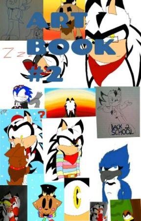 Art Book #2 by FlashTheHedgehog