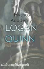 LOGAN QUINN| mythos academy by einhornglitzerwelt