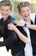 Marcus and Martinus  by MacTinus0225