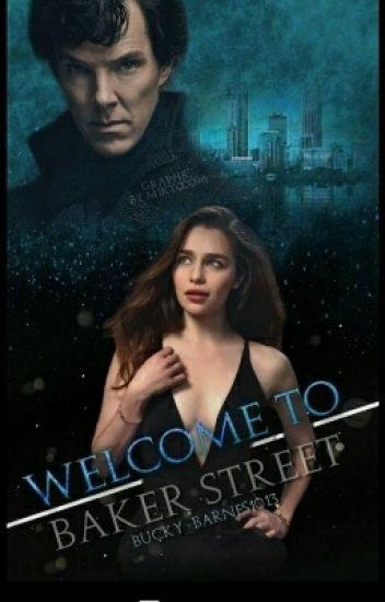 Welcome to Baker Street (Sherlock/OC fanfiction)