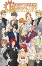 Brothers Conflict: Only One by otakuwaii