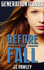 Before the Fall (Generation Icarus Prequel)   TO-BE-PUBLISHED SERIES by JLPawley