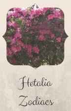 Hetalia Zodiacs by TotalniePolska