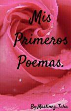 Mis primeros poemas by kiuri_Stylinson