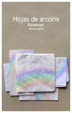 Hojas de arcoíris - Rubelangel by VolleyTori