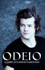 O D E I O (texting) | l.s. by ohnotommo