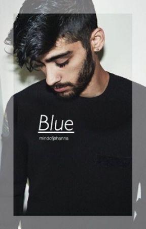 Blue // z.m by mindofjohanna