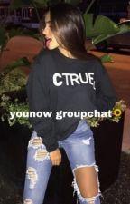 YouNow Groupchat by birlem_brownie_