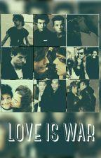 Love is war || Larry  by Emcia0909