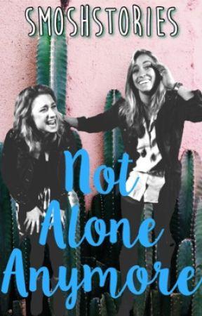 Not Alone Anymore by ssmoshfan