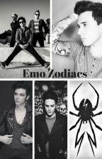 Emo Zodiac Signs by yesimobsessedok