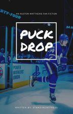 puck drop [auston matthews] by tokarzclaire
