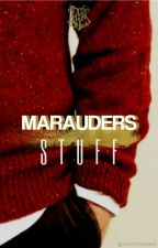 marauders stuff by JustStressed
