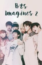 Bts Imagines 2  by JiminsJams97