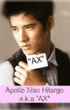 "Apollo Xian Hilargo a.k.a ""AX"" by DanotherSide"
