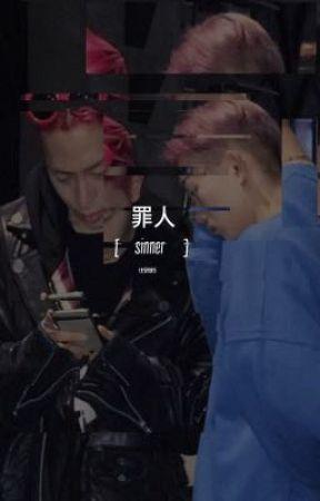 SINNER ✩ k.th + j.jk by KOREANHUB