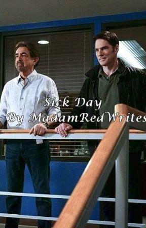 Sick Day by MadamRedWrites