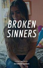 Broken Sinners /Teen Wolf by -brokenraeken