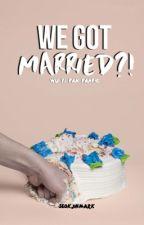 We Got Married?! ↦ k. wu by -goldinglahey
