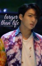 larger than life ◈ yoonkook + vmin [slow-ish] by baepsaemalum