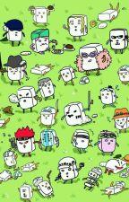 Một số doujinshi về các cặp đôi trong One Piece by Akiaoi_
