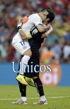 Únicos [Glaudio] by EduVargas1102