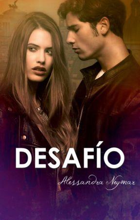 Desafío - Alessadra Neymar by Dobby2ElElfo