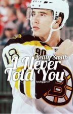 I Never Told You {Reilly Smith} by hockeygirl19