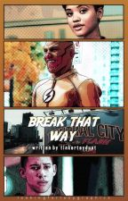 Break That Way 。 Wally West by tinkertaydust