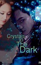 Crystals In The Dark by HazelnutBear