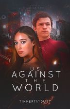 Us Against The World 。 Peter Parker [2] by tinkertaydust