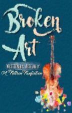 Broken Art || Feltson  by artfuhlly