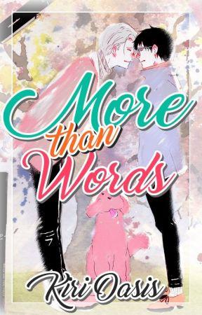 More than words by Kiri-Oasis