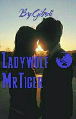 Ladywolf and MrTiger by Gibodi
