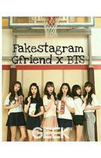 GFRIEND X BTS Fakestagram by kyukyu29