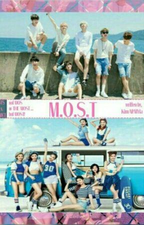 """[FF BTS X TWICE] """"MOST""""  by KimARMYla"""