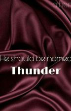 He should be named thunder  by artblued