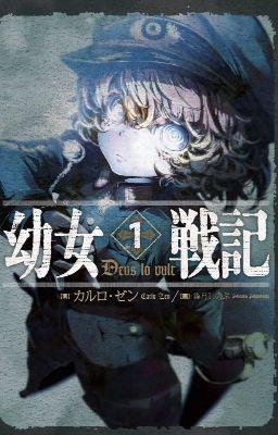 Youjo Senki- Ấu Nữ Chiến Kí [Light Novel cực hot ]