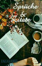 Sprüche & Zitate  by miss_karli_x