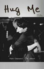 HUG ME by Scorpiorita