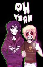Ben drowned x Jeff the killer (Rarely Updated) by LocalJoseph