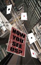 Now You See Us? by AlienDeOz