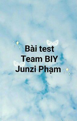 Đọc truyện Mem of BIY - Junzi Phạm
