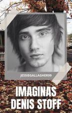 Imaginas con Denis Stoff by JessyShaforostov99