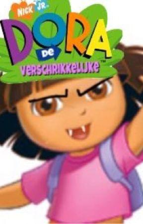Dora de verschrikkelijke  by IkHeetKaas