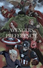 Avengers~preferencje by czarownica_lili
